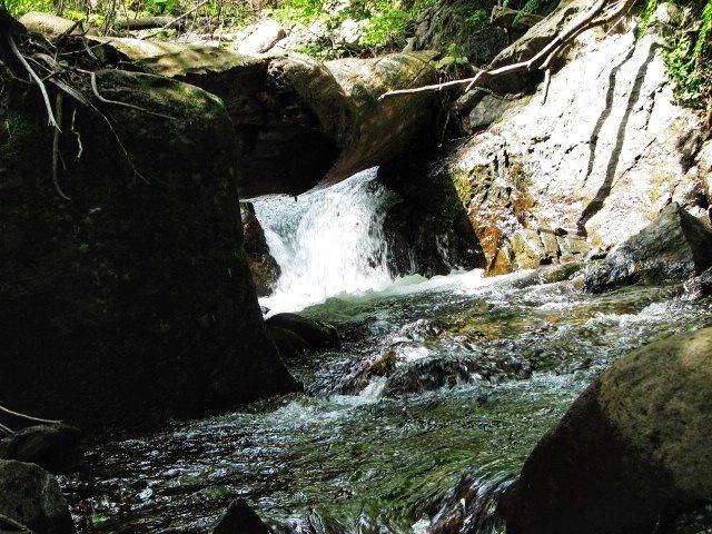 长白山穿越连载五:长白山不止有原始森林,还有瀑布、奇石和鲜花