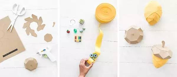 幼儿园创意手工制作,有详细步骤,力推收藏!