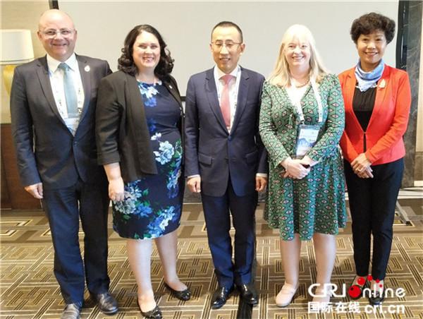 蒙牛集团总裁卢敏放当选国际乳品联合会董事会成员