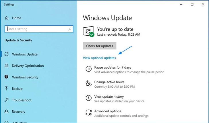 微软将进一步完善Windows10可选更新体验