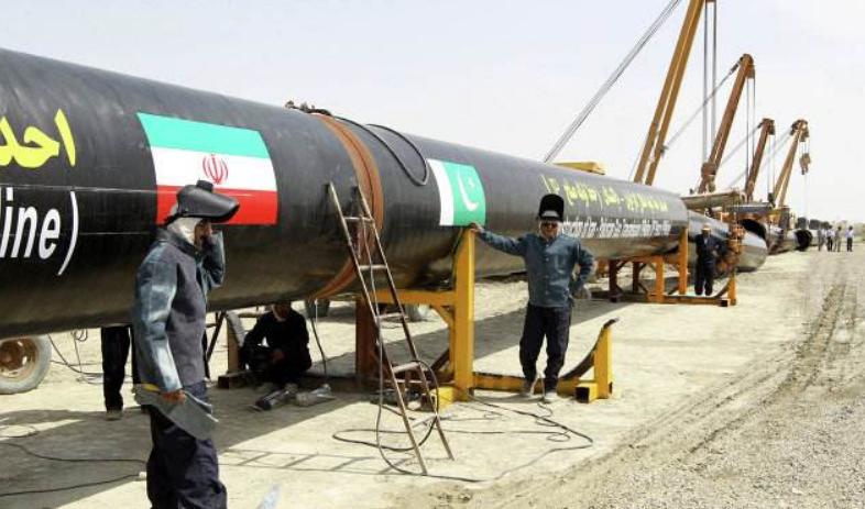 原创            非常时期!美国封锁海上通道后,将再度对伊朗陆地石油管道下手