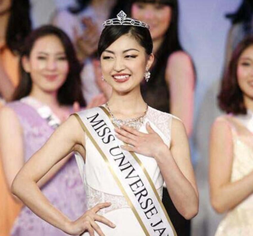 有史以来遭嫌弃的日本选美冠军:颜值被吐槽,评委也被认为没眼光