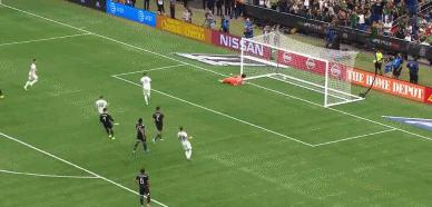 GIF:帕雷德斯点射破门,阿根廷3-0墨西哥