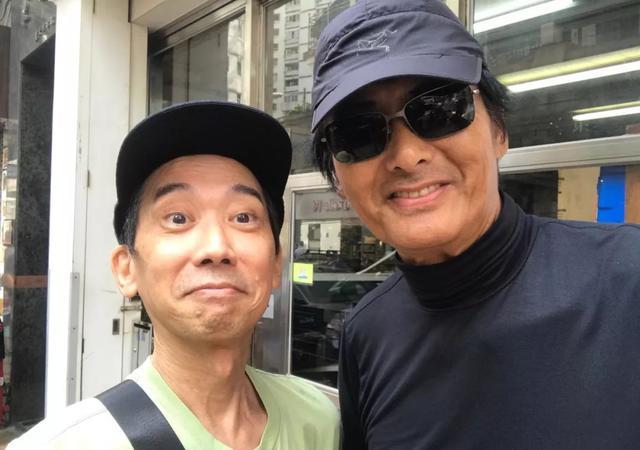 """55岁香港""""搞笑鬼才""""患癌主动离婚 送前妻"""