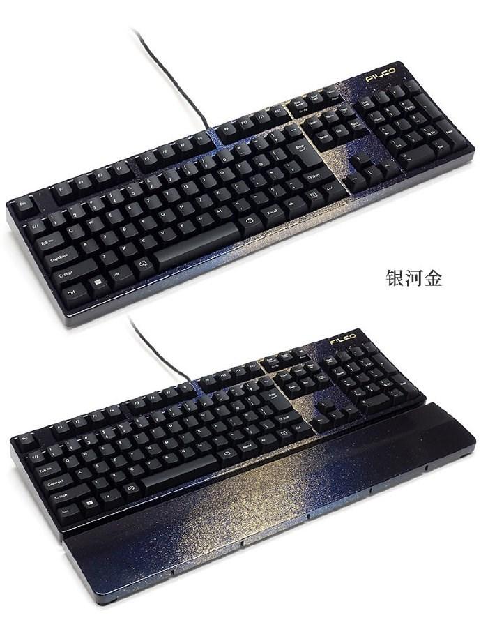 Filco斐尔可推出KOBO定制银河系列机械键盘,将于10月上市