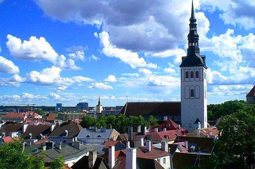 爱沙尼亚人均gdp_爱沙尼亚地图