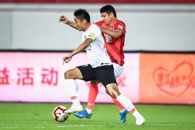 霸气!刘云破门血染赛场,卓尔1比0恒大中超三连胜