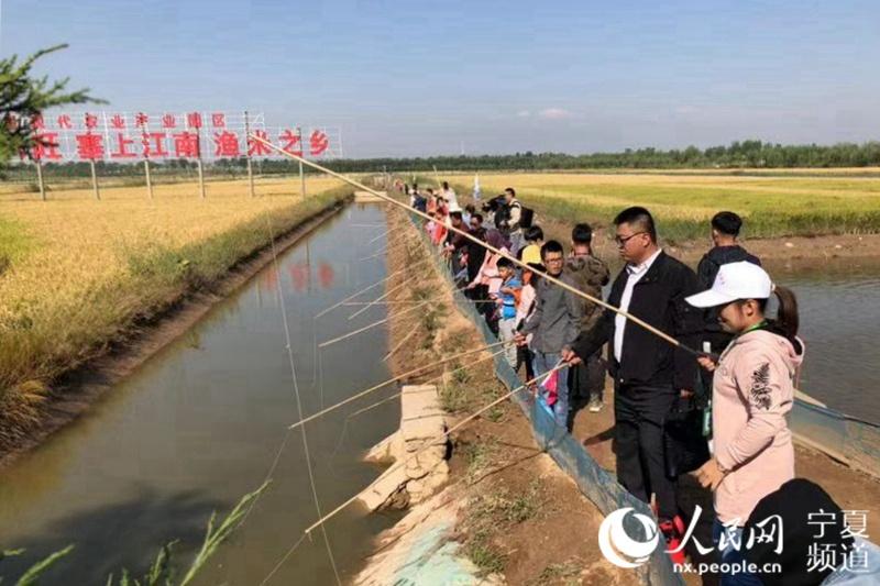 """贺兰县2019年""""中国农民丰收节""""启动休闲农业蓬勃发展"""