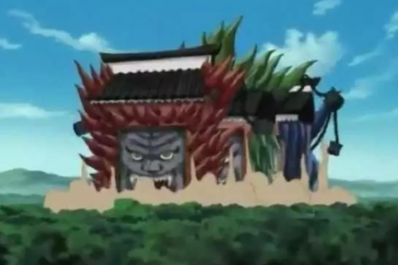 火影忍者:号称防御无敌的四大忍术,除了八尺镜,其他都被夸大!