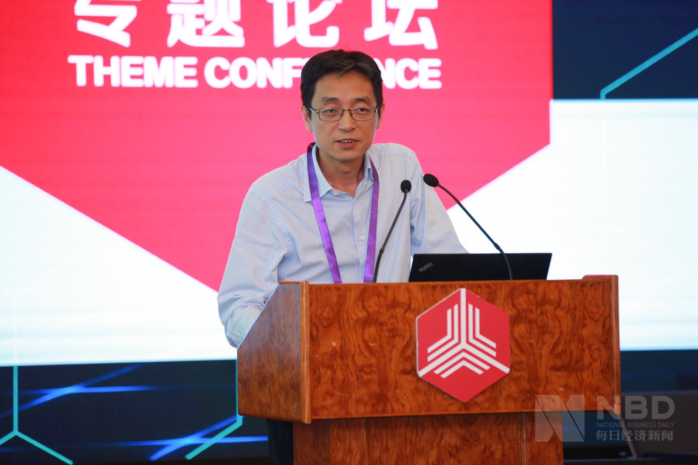 央行金融市场司司长邹澜:信息技巧为办事小微供给新思路,也带来新风险