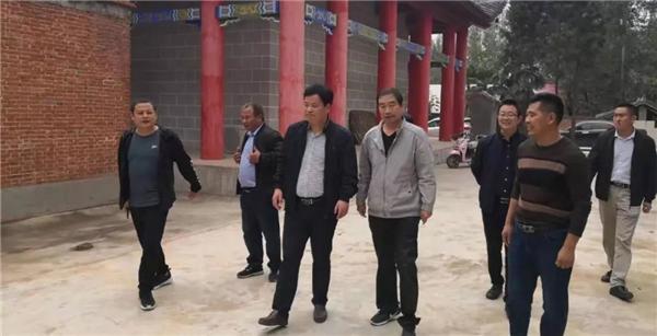 牢记初心使命 桐柏平氏镇党政班子成员接受红色文化教育