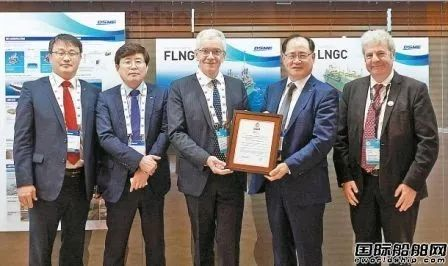 <b>大宇造船自主研发LNG货物围护系统获BV设计批准</b>