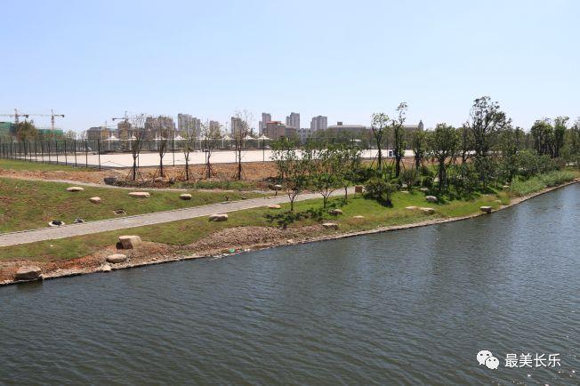长乐滨海体育公园预计年底竣工投用
