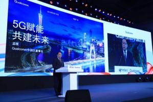 高通公司中国区董事长孟樸:5G赋能,共建未来