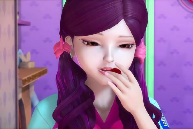 叶罗丽仙子们的吃相你见过吗?罗丽公主反差可是很大的哦 作者: 来源:萌番动漫