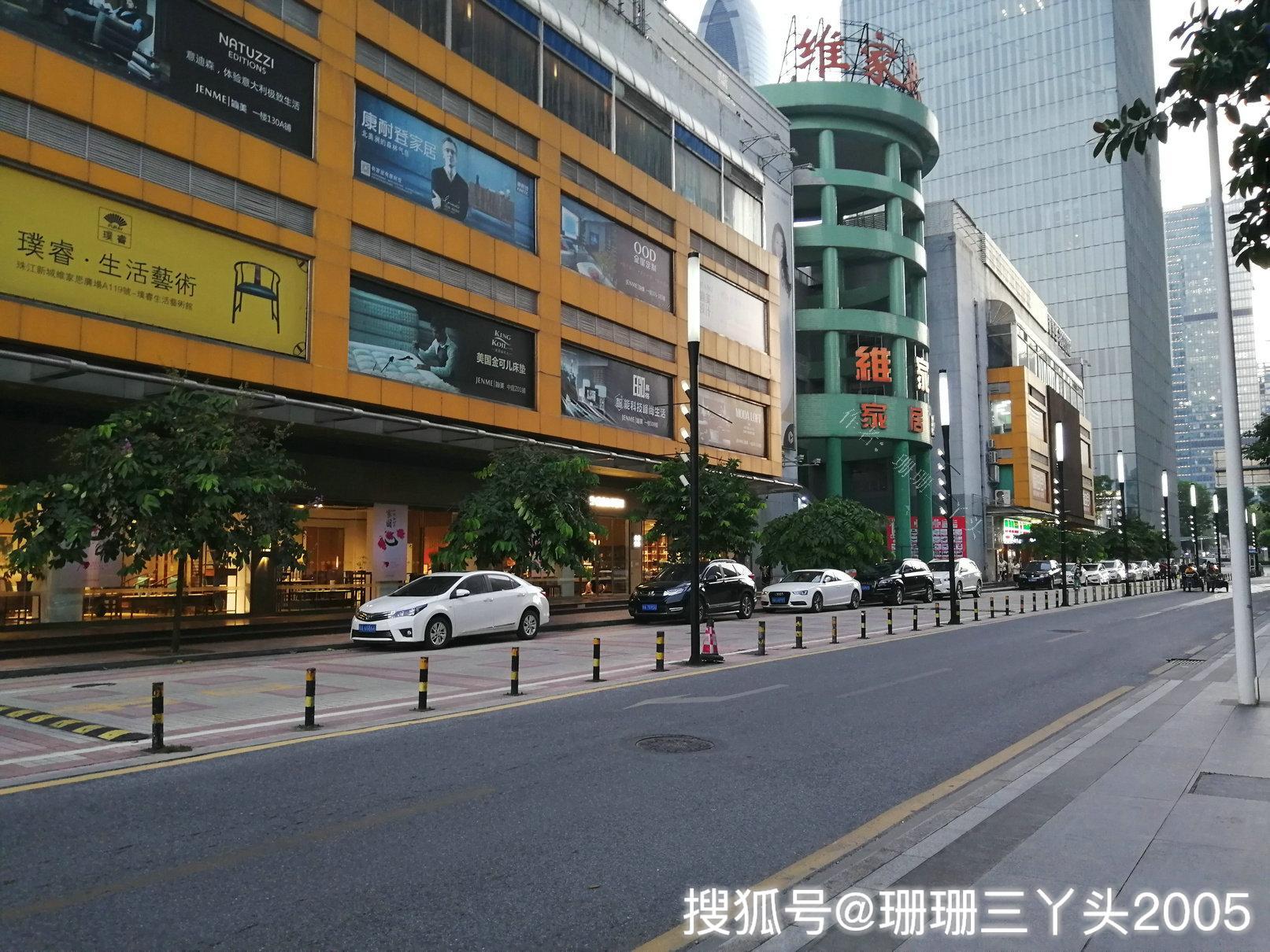 广州这地方明明是家具城,隐藏一条 复古街道 ,游客 拍照怀旧图片