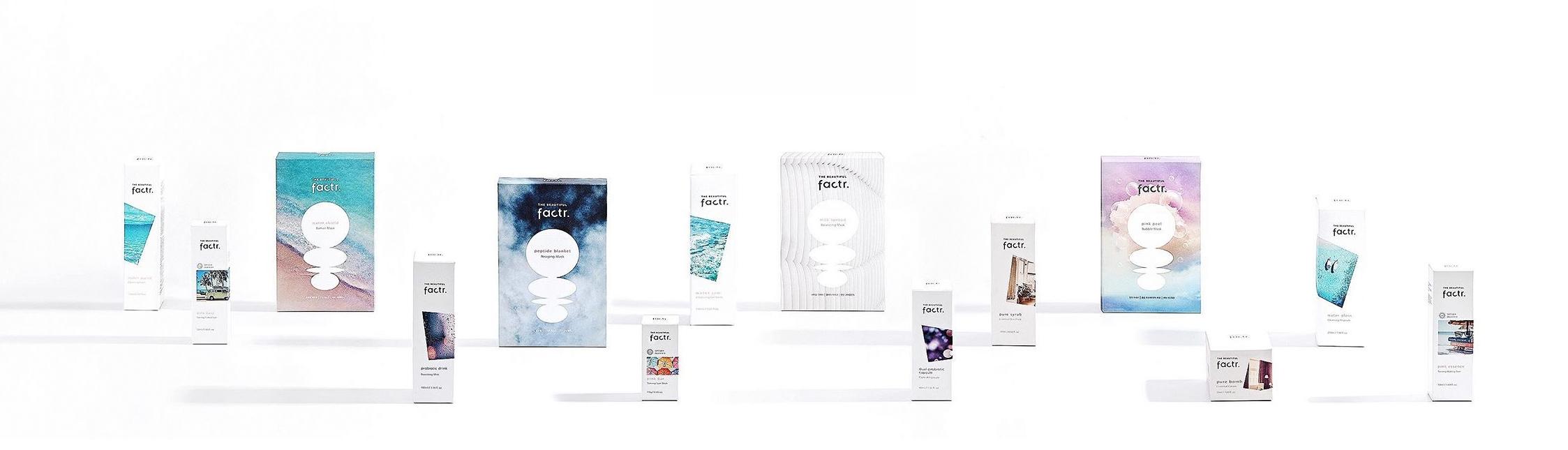 肌肤益生菌品牌Factr丽绯特入驻韩国人气美妆店lalavla