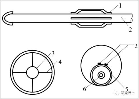 6倍;对用于特殊地层或被锚固结构有特殊要求的锚杆,其初始预应力可图片