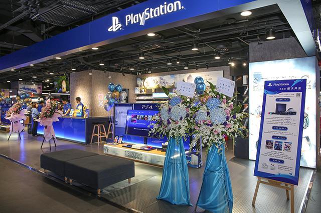 索尼大法依旧好PlayStation上海官方优选店重装开业