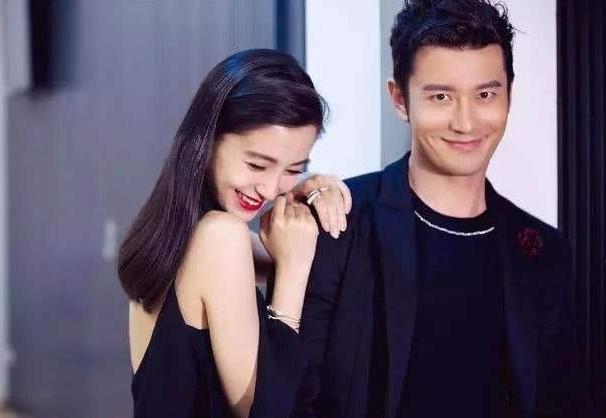 黄晓明Baby已离婚台媒曝有关两人的消息,因为签订的合约不公开