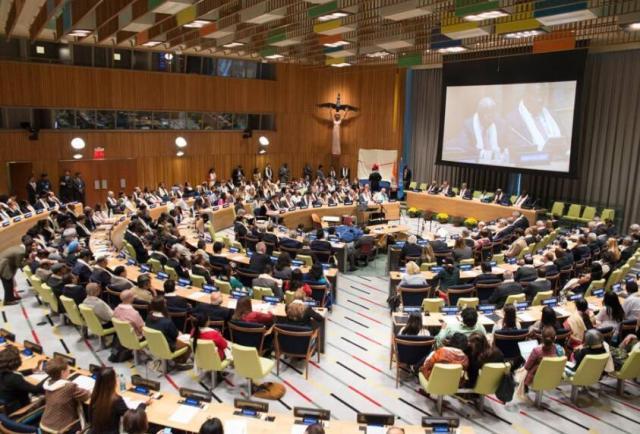 美日澳失去资格,被禁止在联合国大会发言,中国印度成最终主角