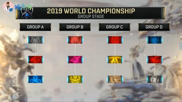 S9全球总决赛抽签仪式圆满结束!RNG和SKT分入同一组!