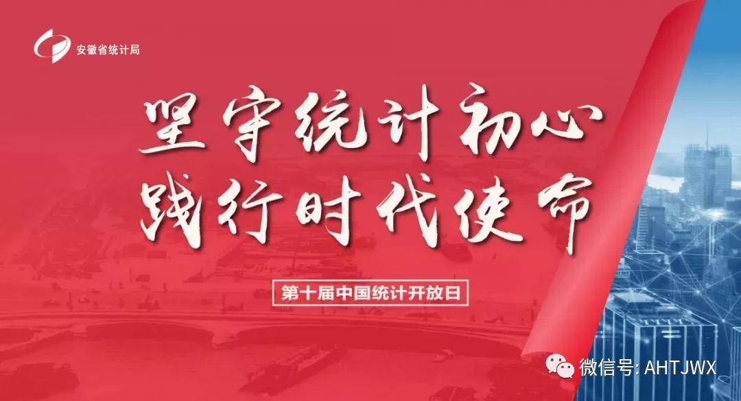 中国统计局_安徽省统计局与您一起走进第十届中国统计开放日