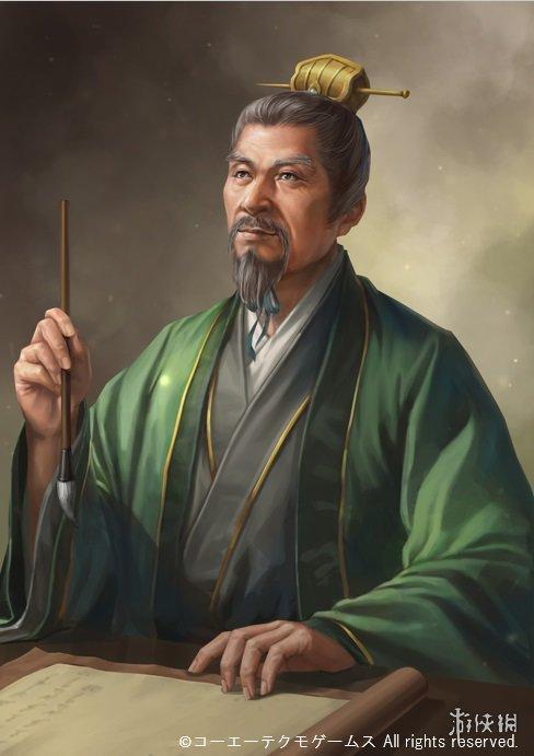 """《三国志14》追加武将荀爽介绍""""荀氏八龙""""佼佼者"""