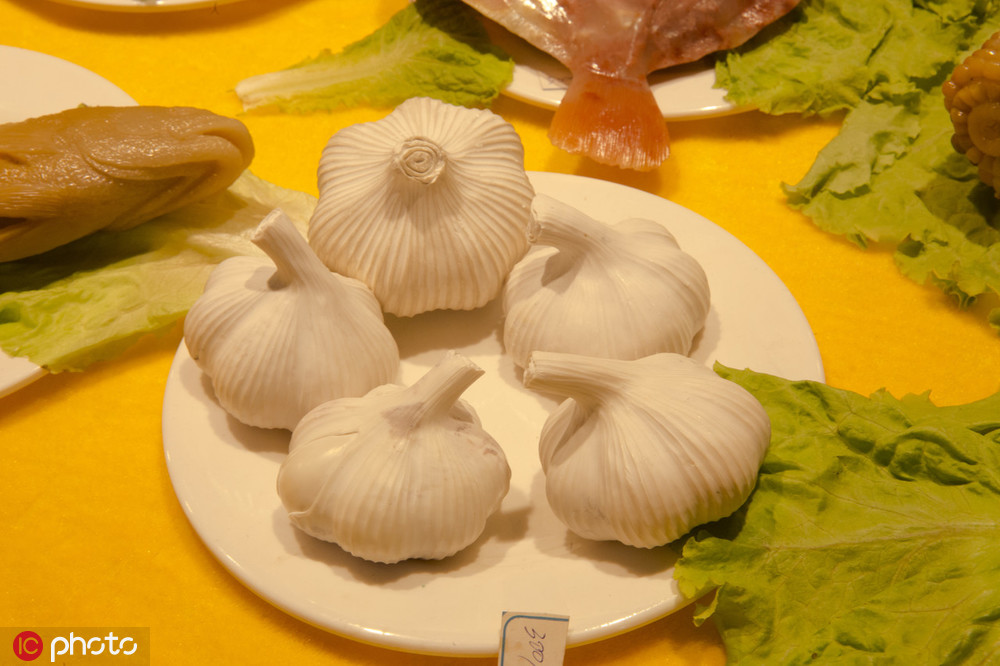 """流口水!一桌寿山石版的""""美食大餐"""""""