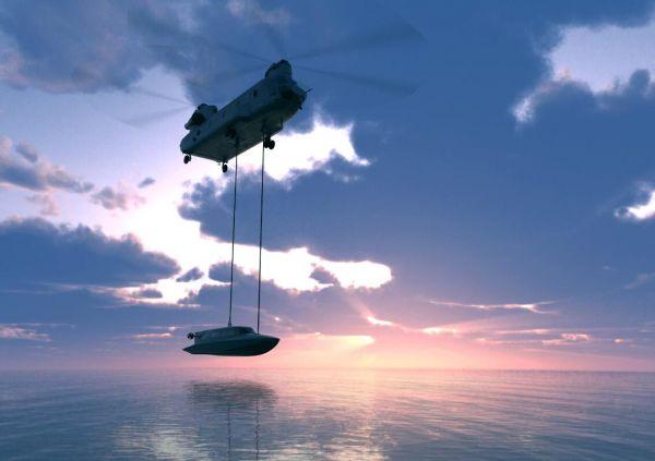 英企推出迷你特战潜艇 外媒:英海军对其很感兴趣