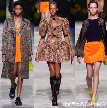 <b>9月时装周,一场设计感十足的服装秀!</b>