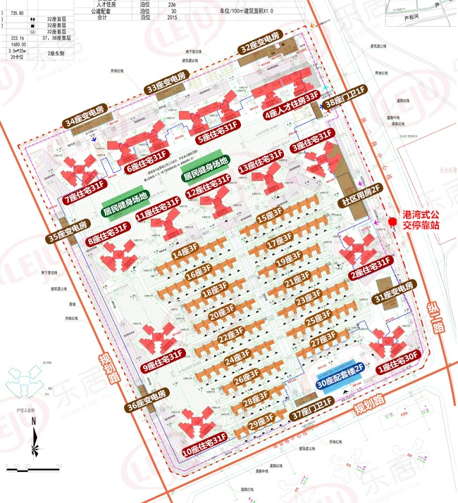 集美区规划图