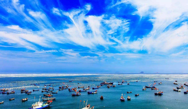 开渔了 各种新鲜的虾兵蟹将,就在上海周边的海岛等着你