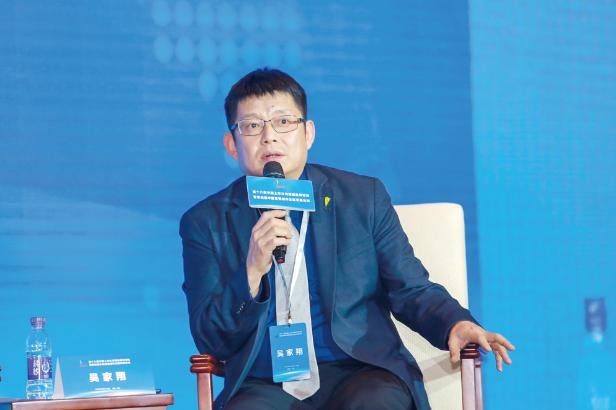 张江跨国企业联合孵化平台吴家翔:精准赋能,成人达己