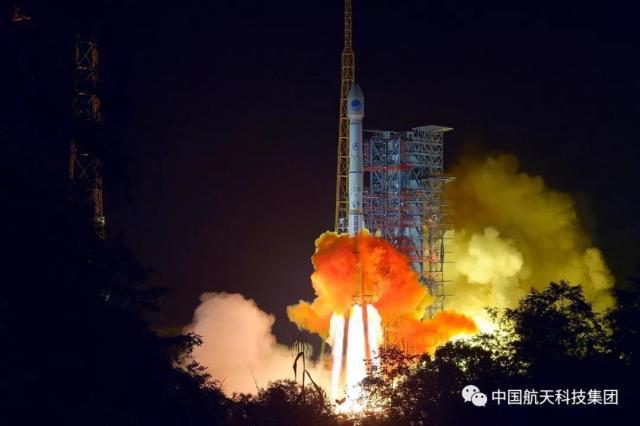 一箭双星我国成功发射两颗北斗全球导航卫星