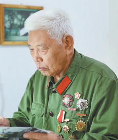 荣誉属于所有烈士(国家勋章和国家荣誉称号获得者)