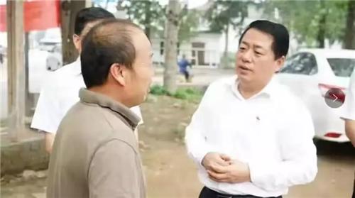 河南省生态环境厅组织开展下基层大走访活动