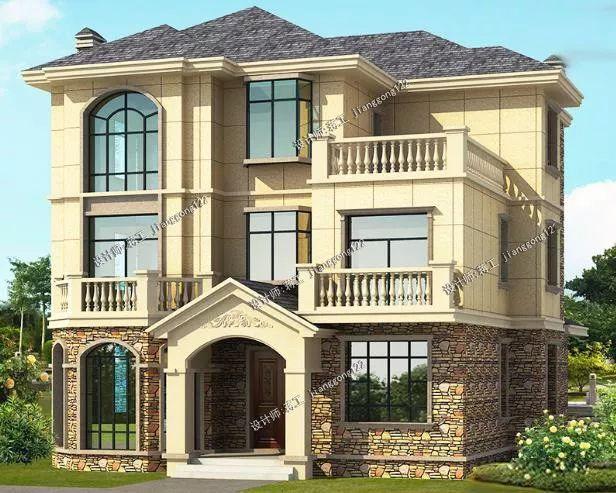 农村七间房屋设计图