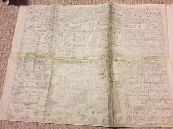 恍如隔世!玩家《塞尔达:梦见岛》20年手绘地图仍好用