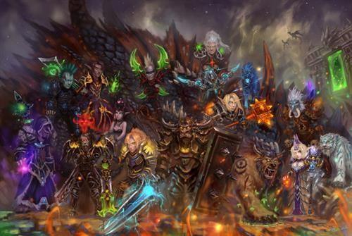 《魔兽世界怀旧服》已经十四年的公会:从蜘蛛王国到维希度斯
