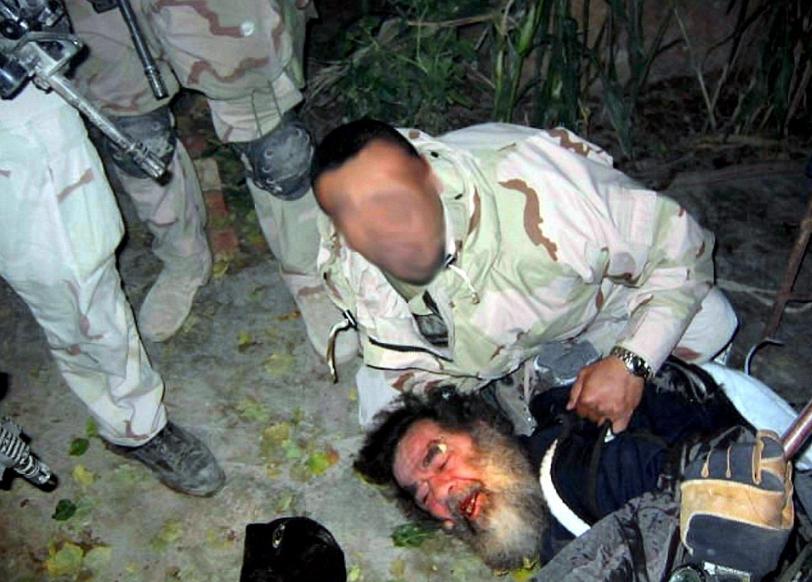 军事-宁愿被美军送上绞刑架也不肯自尽,死后伊拉克人才知道他的伟大