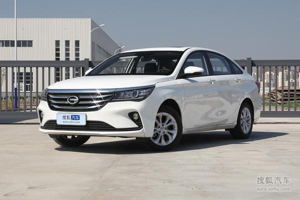 【苏州】广汽传祺GA4汽车销售优惠一万元