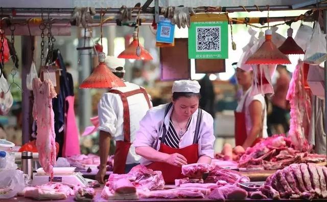 张家口将设24个惠民补贴猪肉销售门店