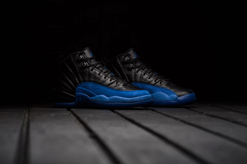 国区发售再次跳票!这双黑蓝 Air Jordan 12 等的何时才是头?