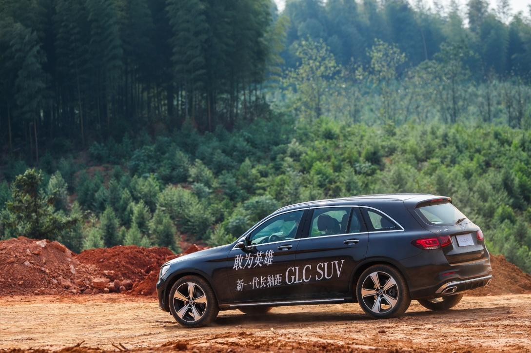 敢为英雄 征途不止 新一代梅赛德斯-奔驰长轴距GLC SUV深度自驾之旅