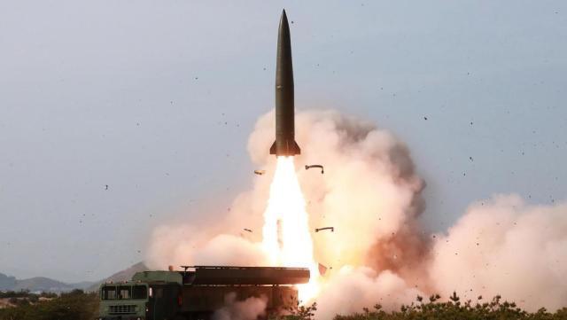 日媒曝日本无法探测朝鲜新型导弹,需依靠韩国情报