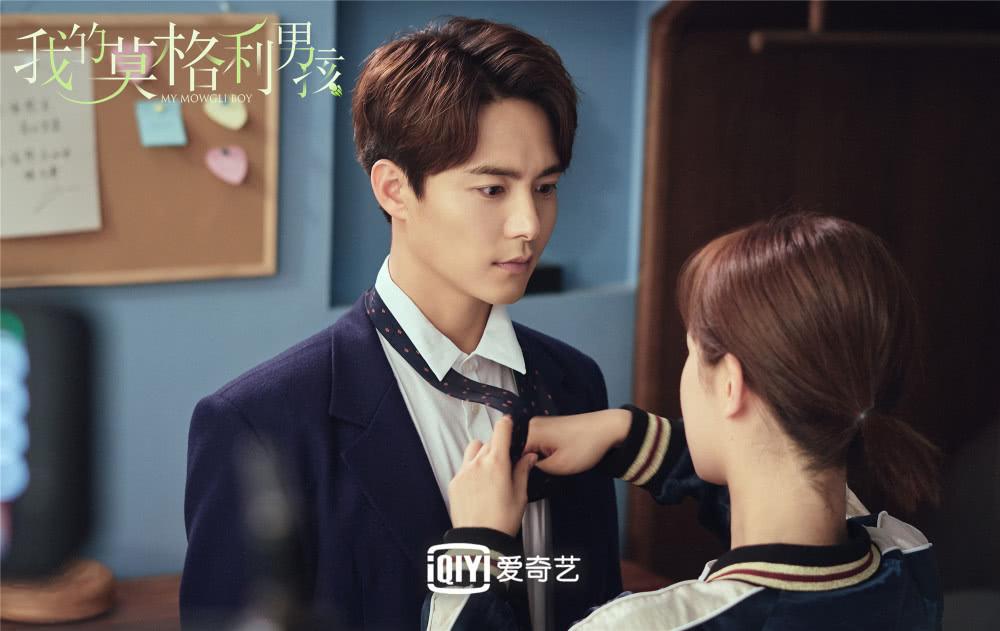 """马天宇杨紫《我的莫格利男孩》收视爆棚,""""格凌童话""""竟然开虐?"""