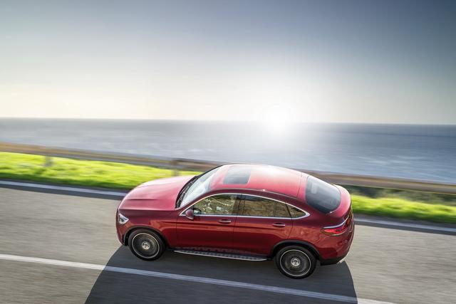 2020款奔驰GLC SUV和奔驰GLC Coupe SUV车型在澳大利亚开售
