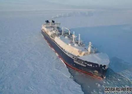 GTT围护系统获RS批准用于北极冰级LNG船
