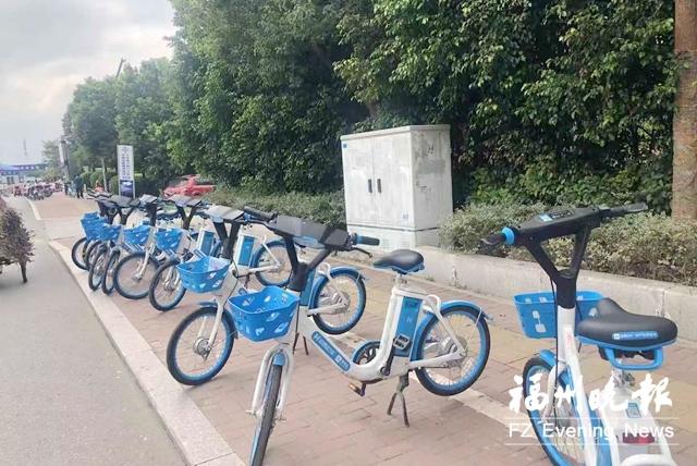 福州现共享电动车 管理部门:暂不支持投放运营